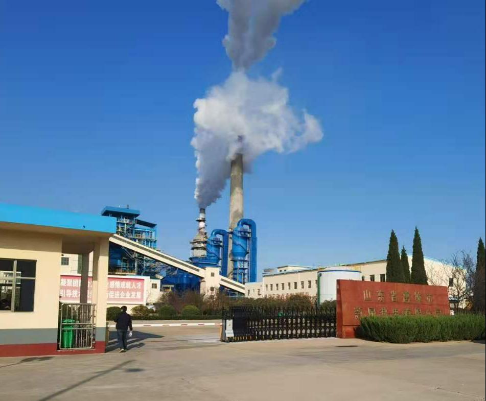 禹城市新园热电有限公司